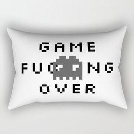 Game F*cking Over Rectangular Pillow