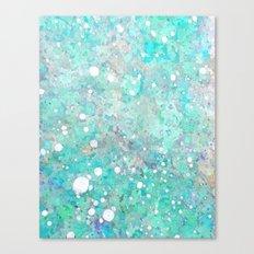 Marble Art V 17 #society6 #decor #buyart #lifestyle Canvas Print