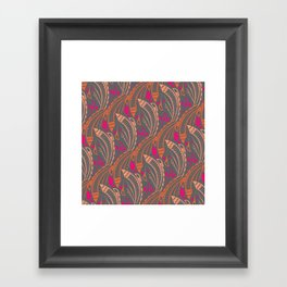 Paquime Framed Art Print