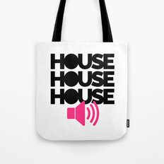 House Speaker Music Quote Tote Bag
