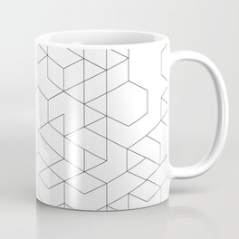 cubic vee Coffee Mug