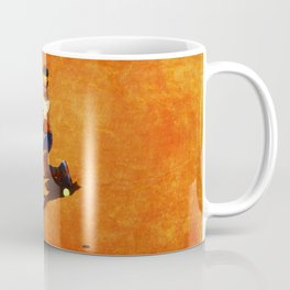 Rafael Nadal Sliced Backhand Coffee Mug