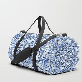 Cool Breeze Mandala Duffle Bag