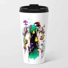 shrooms Travel Mug