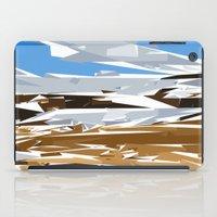 iceland iPad Cases featuring iceland by Matthias Hennig
