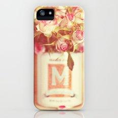 roses Slim Case iPhone (5, 5s)