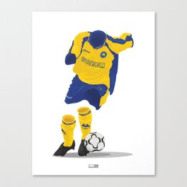 Torquay United 2003 - 05  Canvas Print