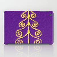 christmas tree iPad Cases featuring Christmas Tree* by Mr and Mrs Quirynen