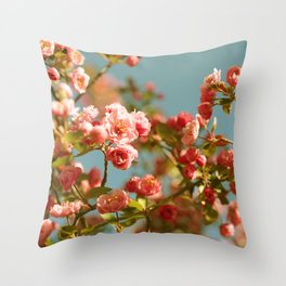 Spring Things Throw Pillow