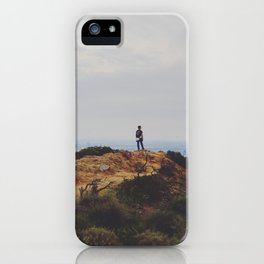 Escape from the City iPhone Case