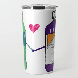 Lean in Love Travel Mug