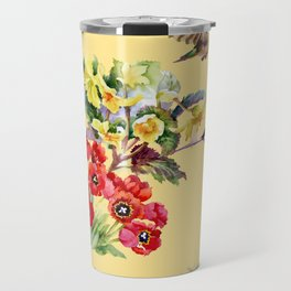 Hummingbird Travel Mug
