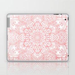 Light Pink Mandala Laptop & iPad Skin