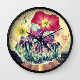 Proton Artefact Wall Clock