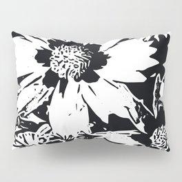 Loose Flowera Pillow Sham