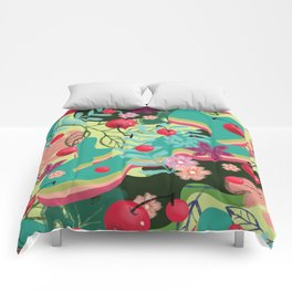 Sweet Sping Comforters