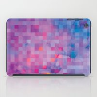 pixel iPad Cases featuring Pixel by Marta Olga Klara