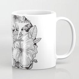 Flower V Coffee Mug