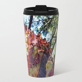 New Days Begin Travel Mug