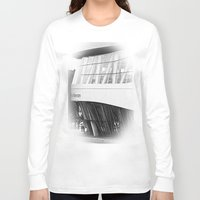mercedes Long Sleeve T-shirts featuring MERCEDES-BENZ MUSEUM by GL-ART-PHOTOGRAPHY