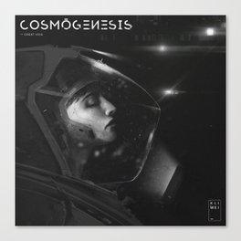 dead_astronaut Canvas Print