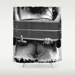 You Don't Own Me Shower Curtain