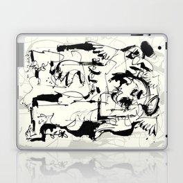 Mourning Angel Laptop & iPad Skin