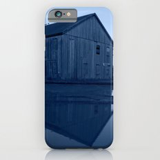 Warehouse Reflection in Blue iPhone 6s Slim Case