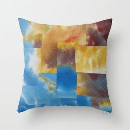 Amazing Storm Throw Pillow