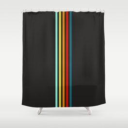 Einherjar Shower Curtain