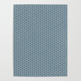 Simple Floral Poster