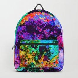 90's Windbreaker Backpack