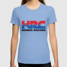 hon-da racing car ci vic sports vintage retro racing T-shirt
