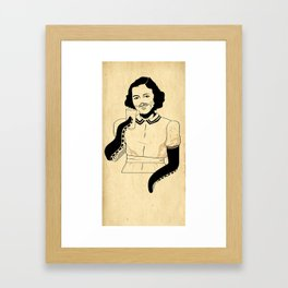 Cecilia Framed Art Print