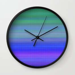 Every Color 111 Wall Clock