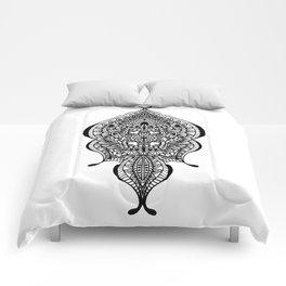 Doodle Flow Comforters