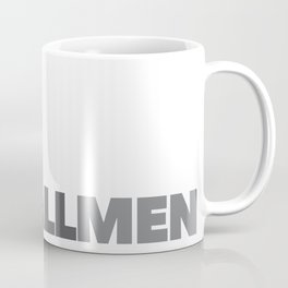 #NoTallMen Coffee Mug