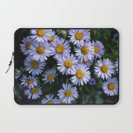 Plant Patterns - 𝘌𝘳𝘪𝘨𝘦𝘳𝘰𝘯 sp. Laptop Sleeve
