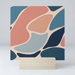 Abstract seamless pattern #5 Mini Art Print