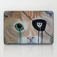 furry iPad Cases featuring Kit Furry by Prince Pat
