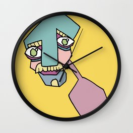 Feelsbadman Wall Clock