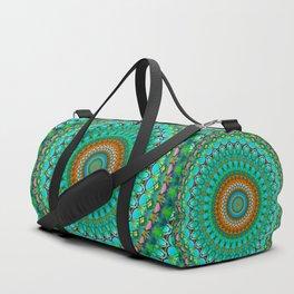 Geometric Mandala G388 Duffle Bag