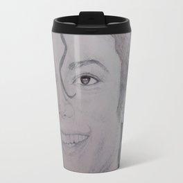 Smiling Michael Travel Mug