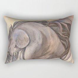 Raven Pegasus Rectangular Pillow