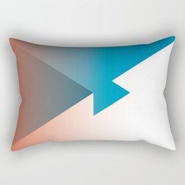 Triangle 1 Rectangular Pillow