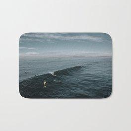 Summer Surf Session Bath Mat