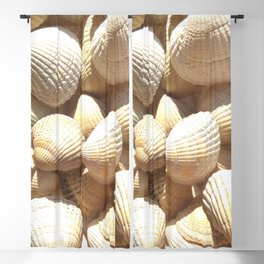 Sea Shells Collection Blackout Curtain