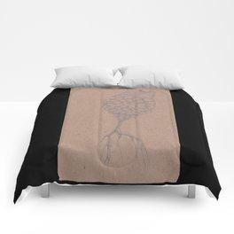 Specimen #13a (flora) Comforters