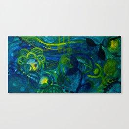 Blue Period Canvas Print
