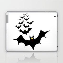 Isolated Bats Laptop & iPad Skin